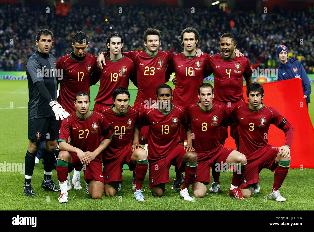 Portugal National Team Stock Photos & Portugal National Team Stock Images - Alamy