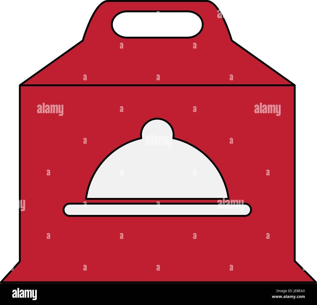 pizza domicile fast food Stock Vector Image & Art - Alamy