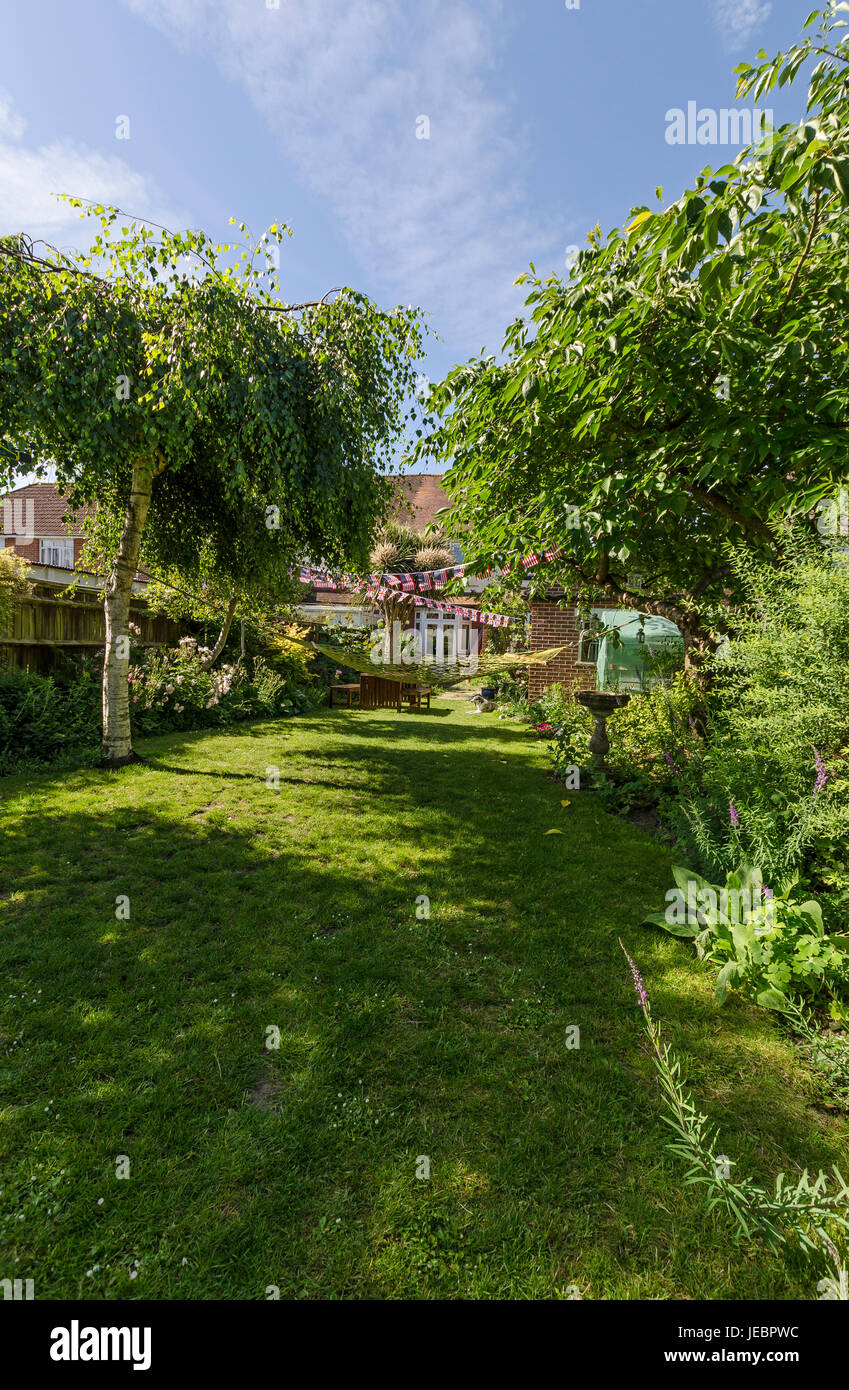 1930s House Garden High Resolution Stock Photography And Images Alamy