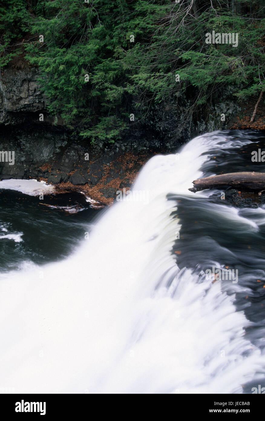 Wadsworth Falls State Park