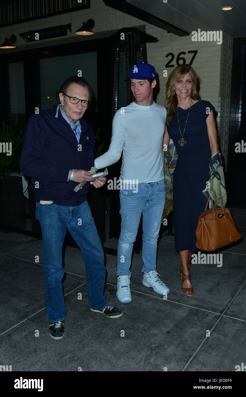 Larry King And Sons High Resolution Stock Photography and Images - Alamy