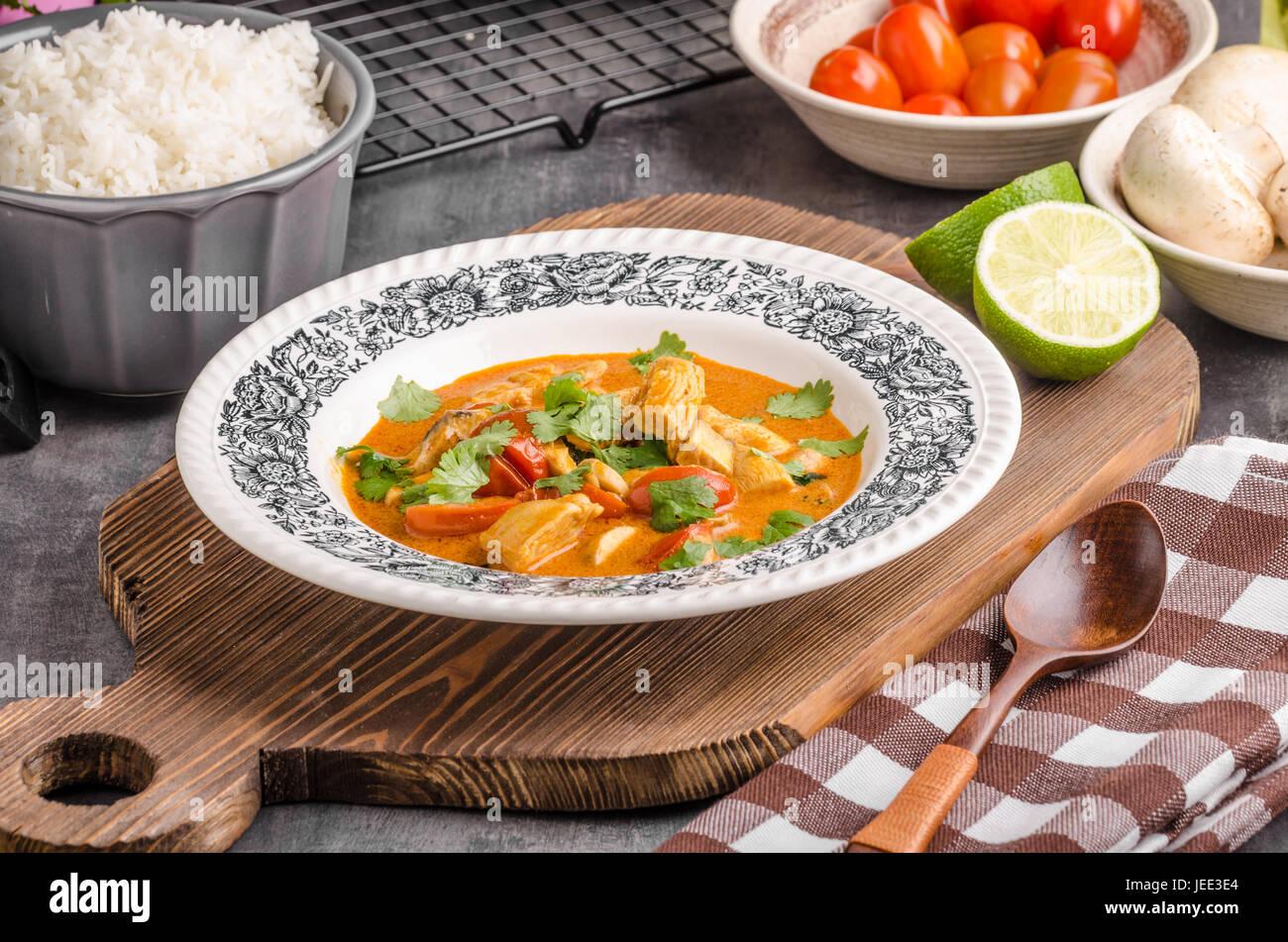 Food photography - Stock Image