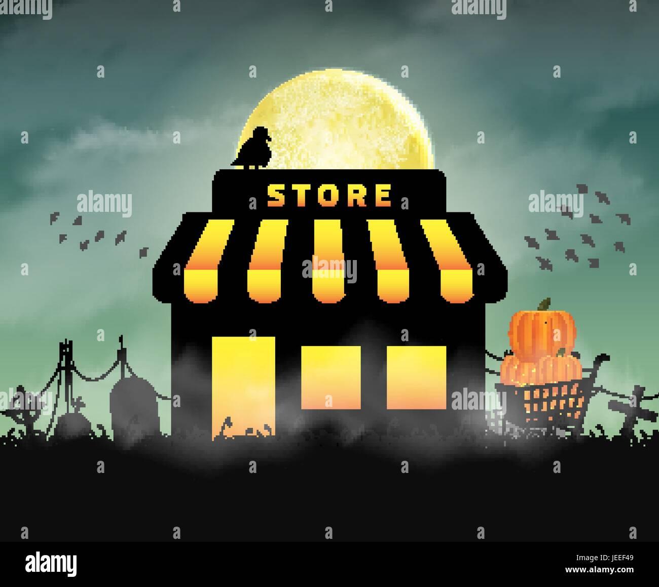 Halloween Store Stock Photos U0026 Halloween Store Stock Images ...