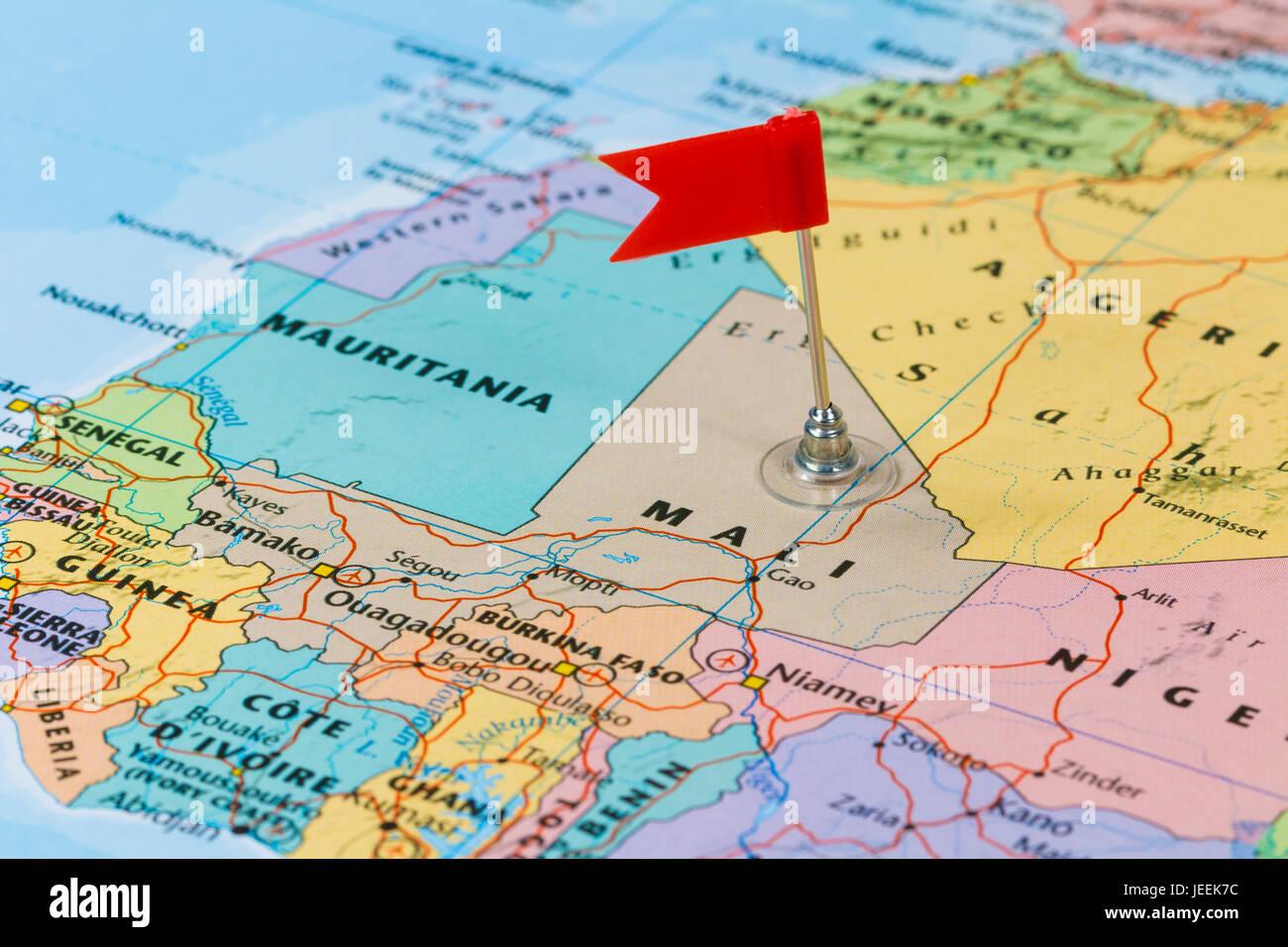 Africa Map Flag Mali Stock Photos & Africa Map Flag Mali ... on mali geography, mali flag, mali political, mali on a map, mali europe map, mali's map, burkina faso, mali map area, sierra leone, mali movement, bamako mali map, mali economic, mali gold, mali resource map, rwanda map, mali food, zimbabwe map, mali ebola, mali france map, mali currency, mali continent map, mali map in color,