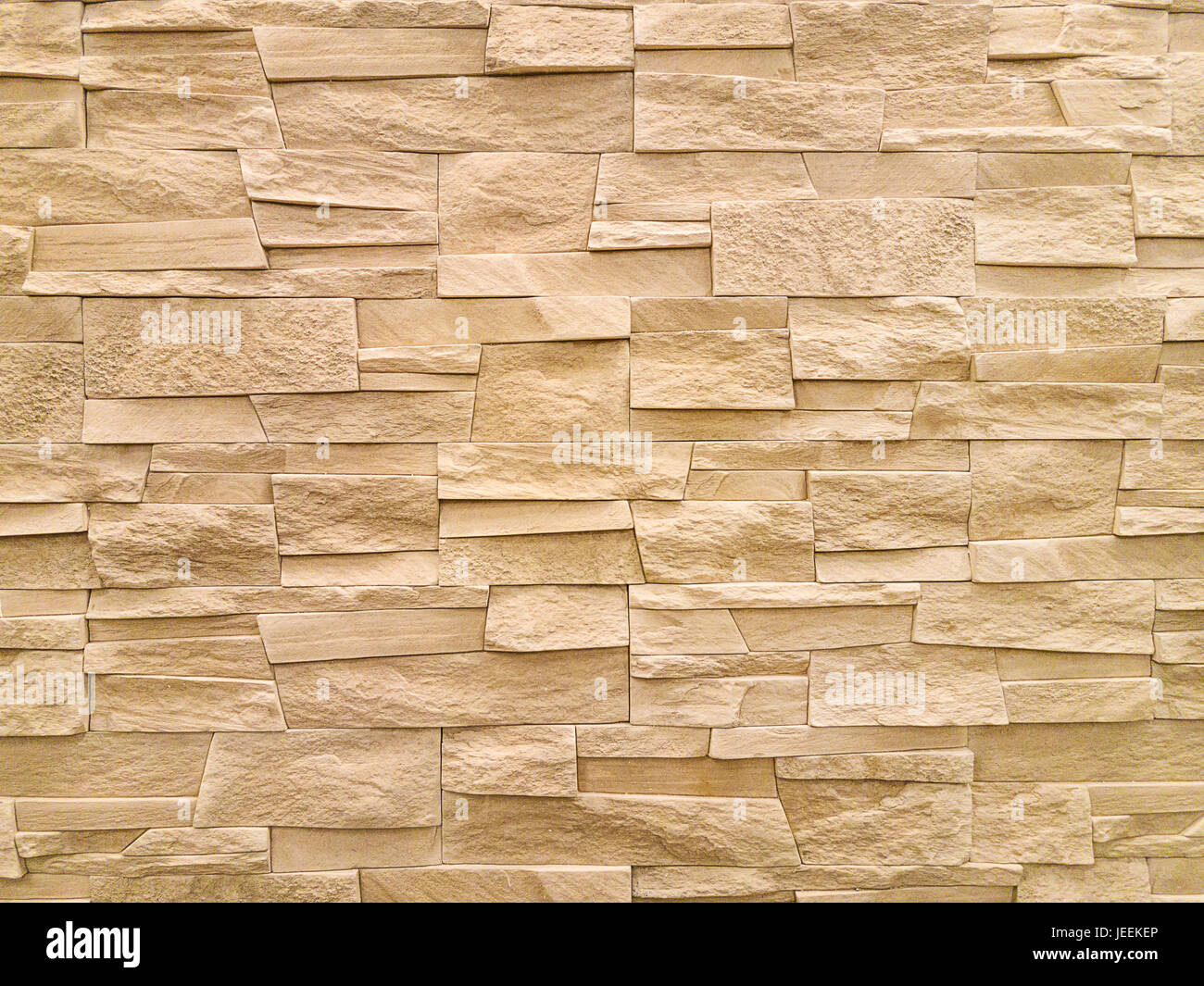 Modern sandstone stone wall background texture Stock Photo ...