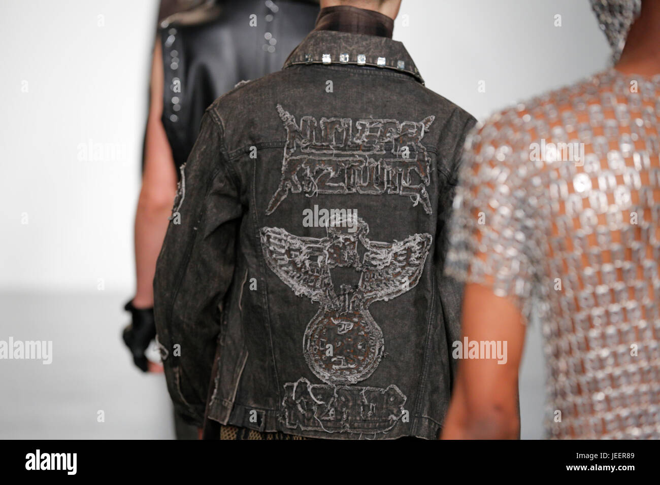 Ktz Ss18 Catwalk At Strand 180 During London Fashion Week Mens With