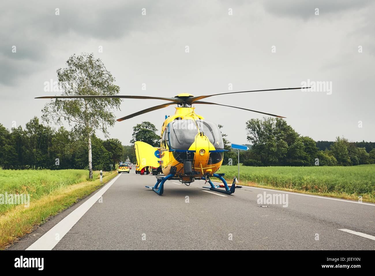 Cooperation with the rescue service 29
