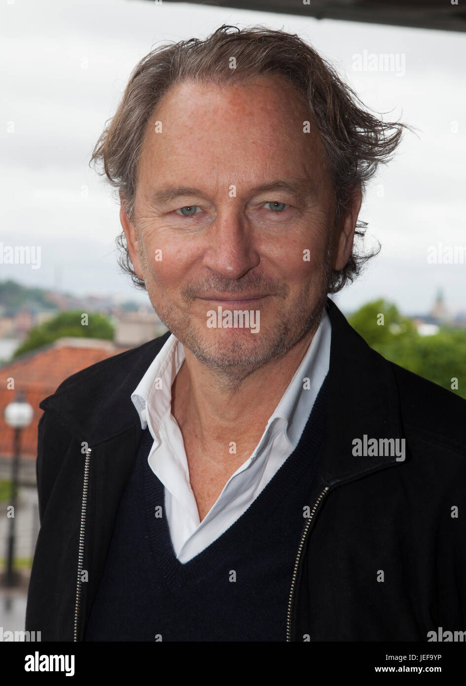 TOMAS LEDIN Swedish singer and song writer 2017 - Stock Image