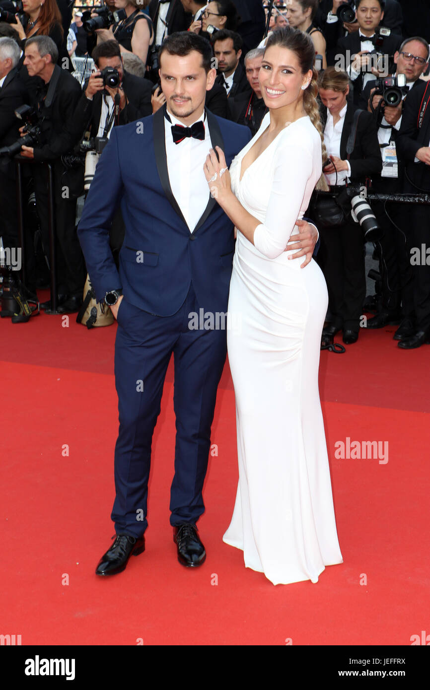 eb2255fb4a7 70th Annual Cannes Film Festival - 70th Anniversary Gala Featuring  Laury  Thilleman