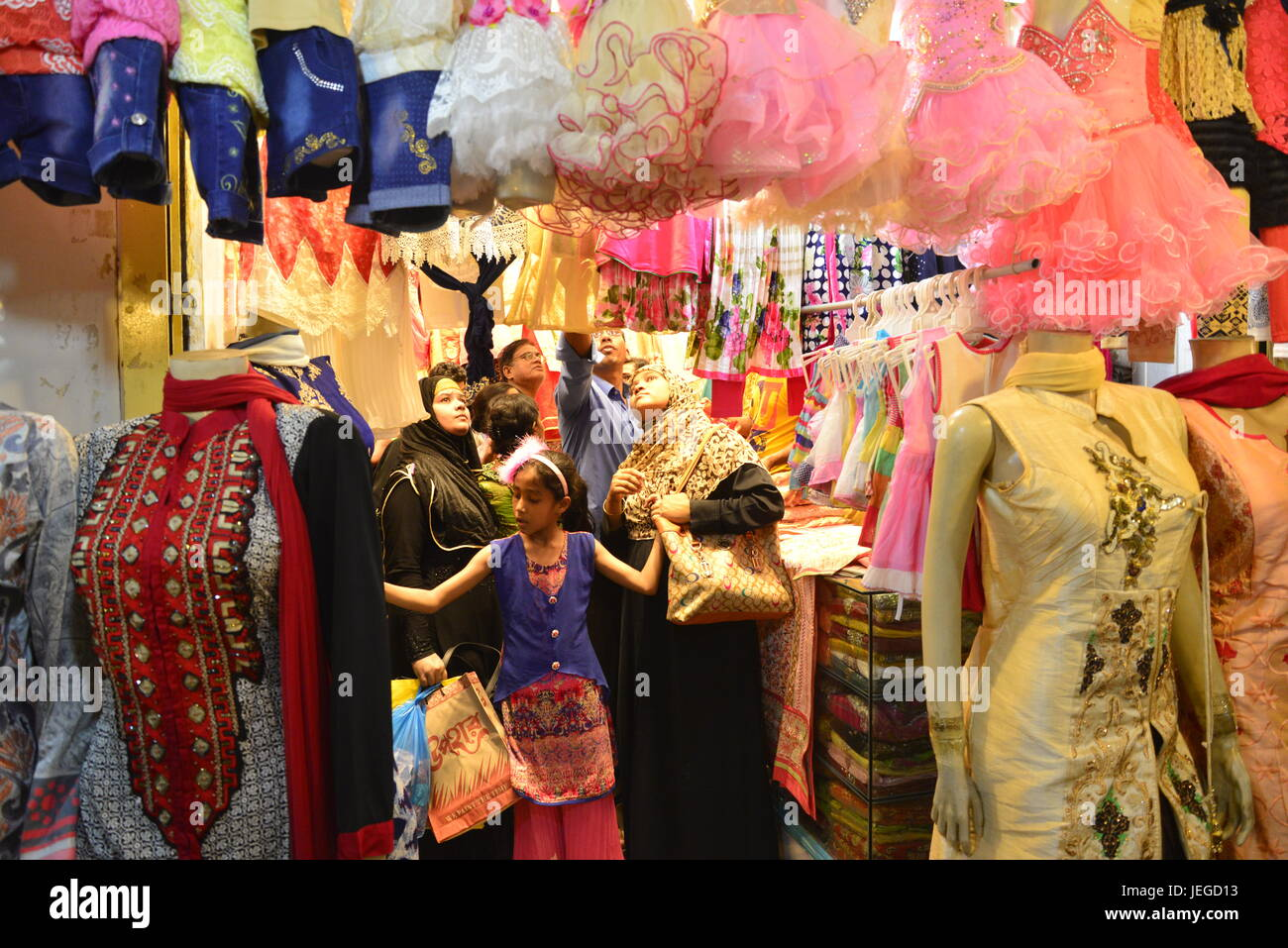 Beautiful Bangladesh Eid Al-Fitr Feast - bangladeshi-muslim-peoples-busy-in-shopping-at-new-market-ahead-of-JEGD13  Collection_389380 .jpg