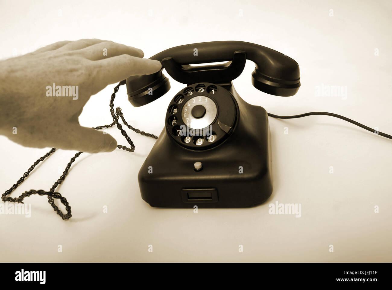 Communications - Stock Image