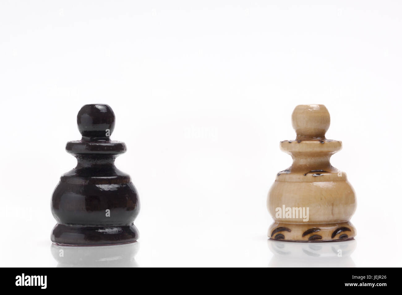 Chess Pawns - Stock Image