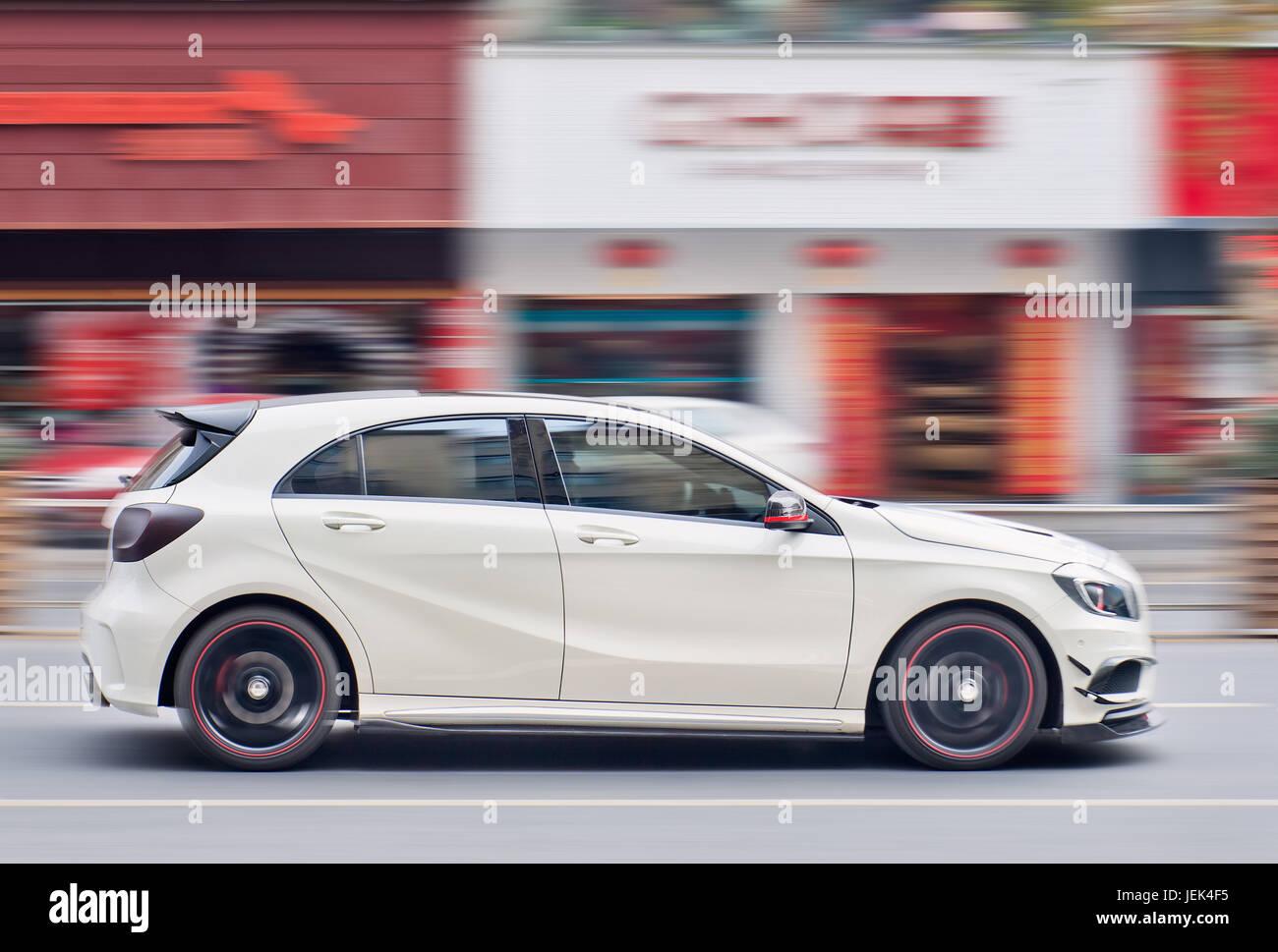 Mercedes A Class Amg Stock Photos A190 Wiring Diagram Benz