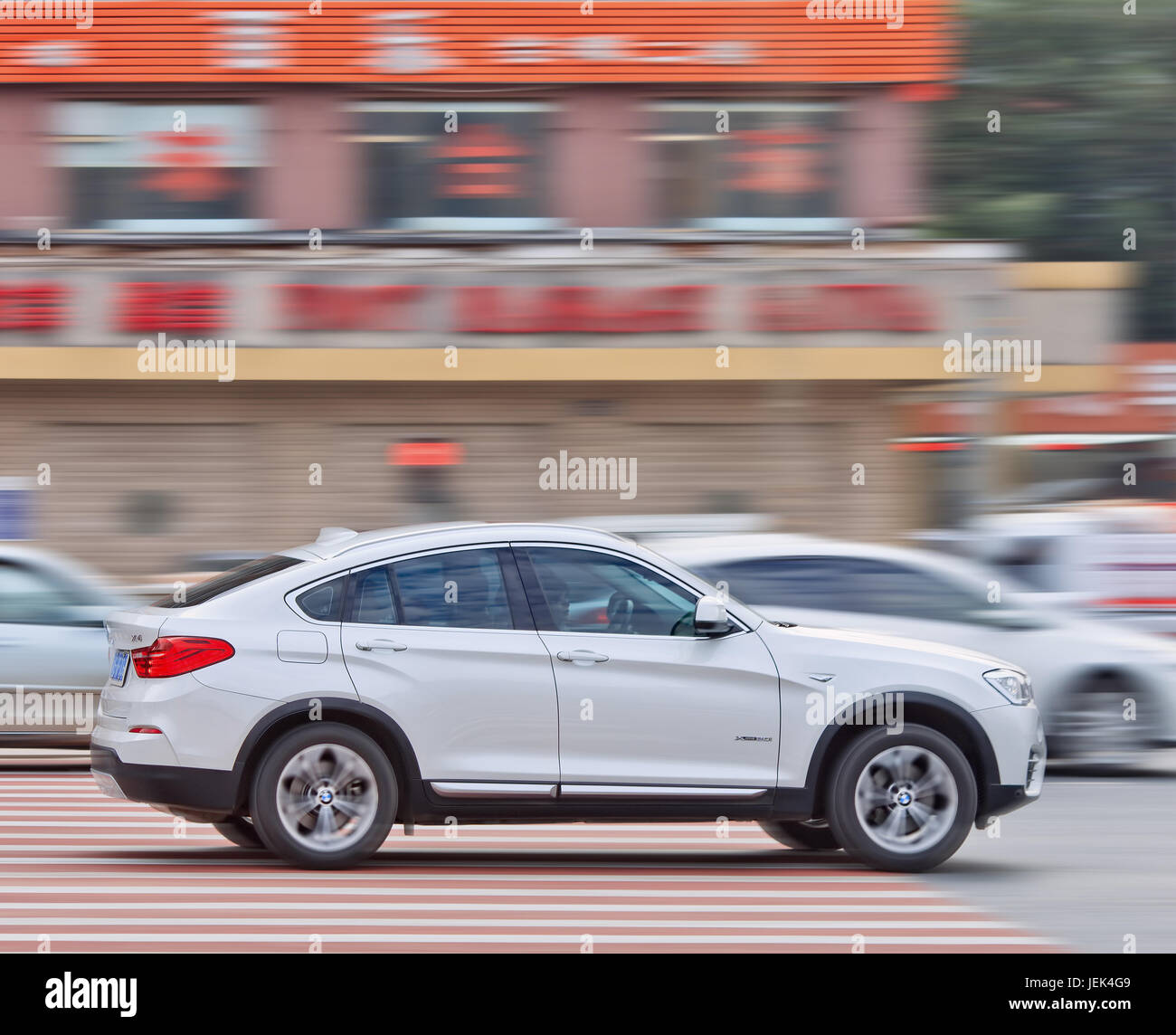 Bmw X7 Price In India: Bmw Suv Stock Photos & Bmw Suv Stock Images