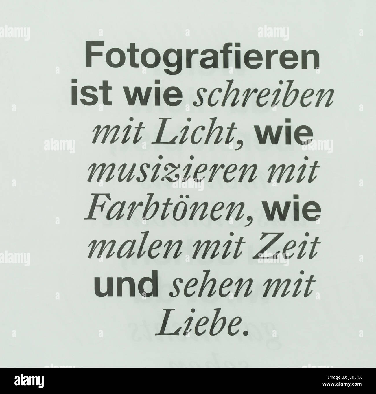 Lumix Photofestival 2014 - Stock Image