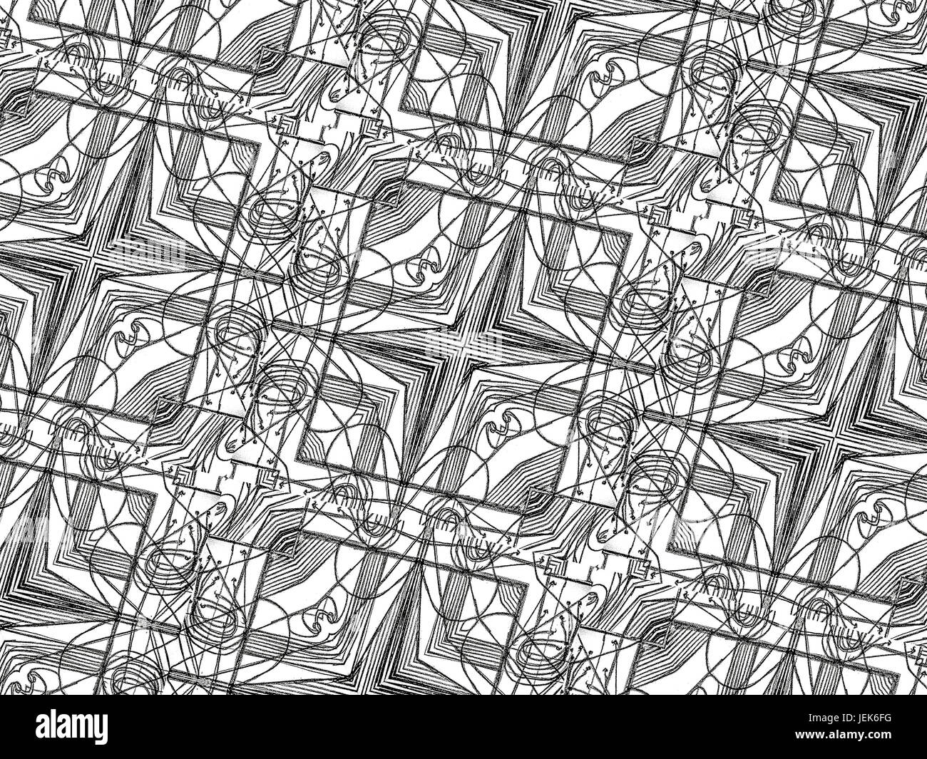 Zentangle Pattern Best Design