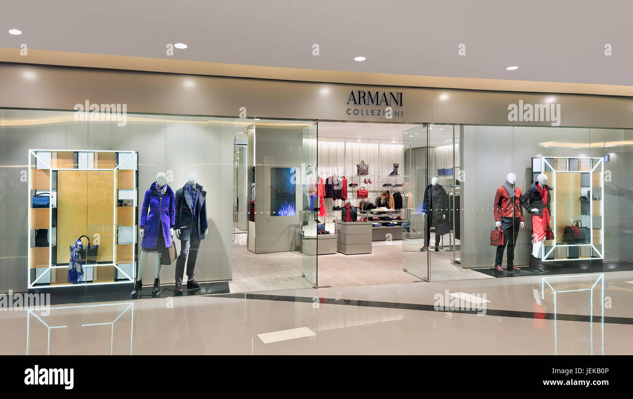 armani outlet