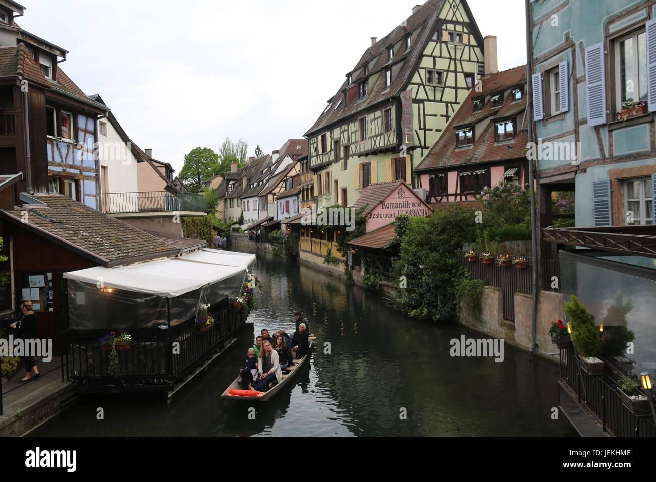 Colmar, France, Malcolm Buckland - Stock Image