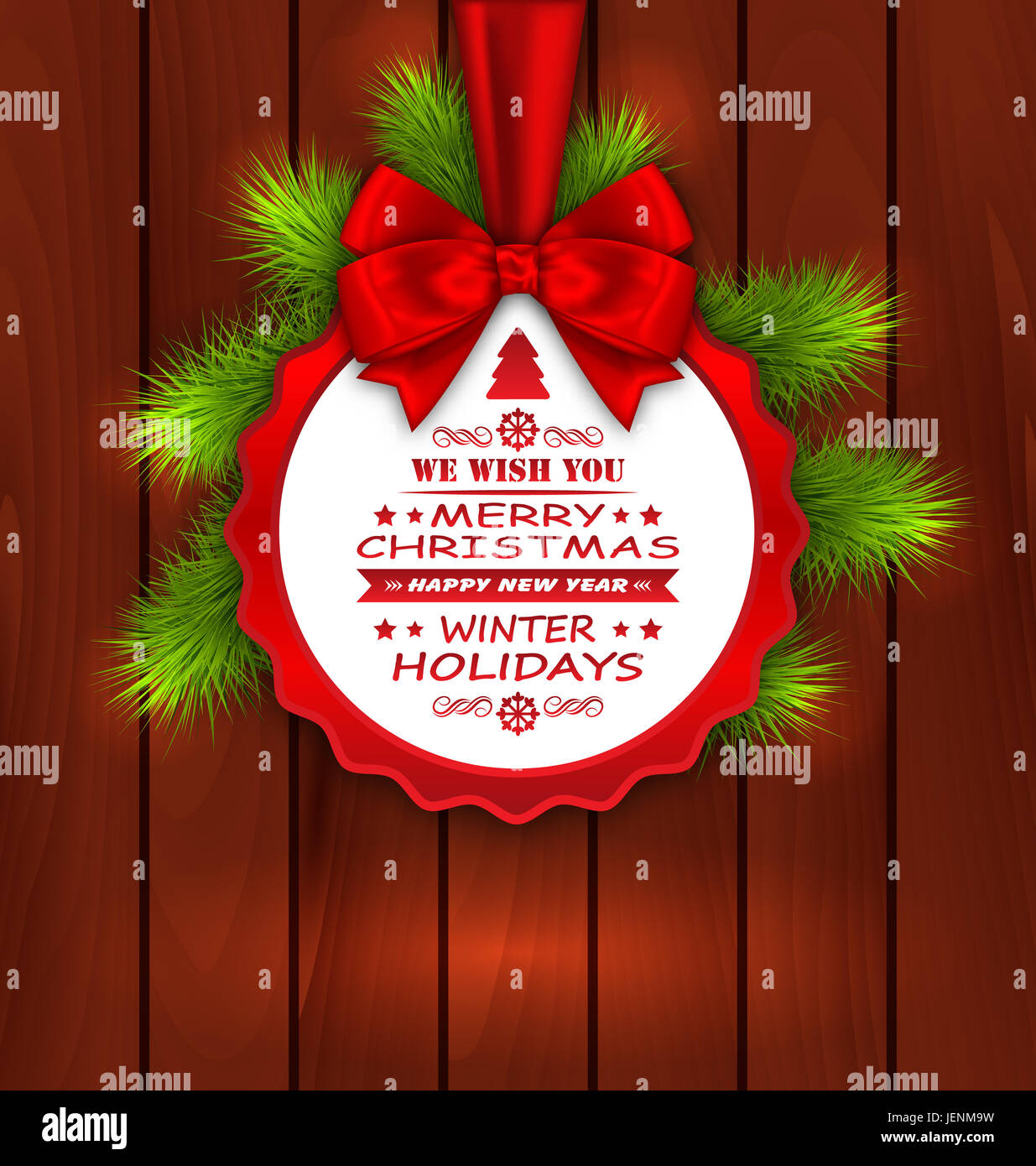 Yule Weihnachten Message Poster Stock Photos & Yule Weihnachten ...