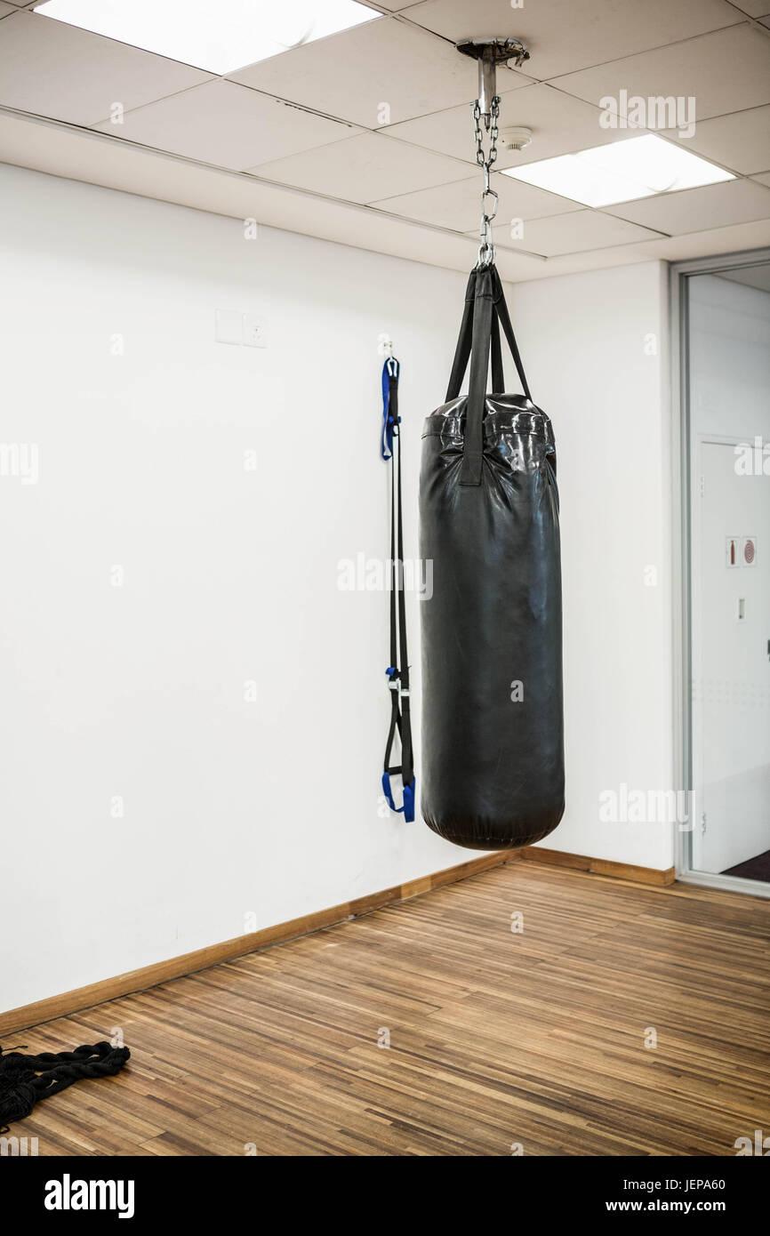 Punching bag - Stock Image
