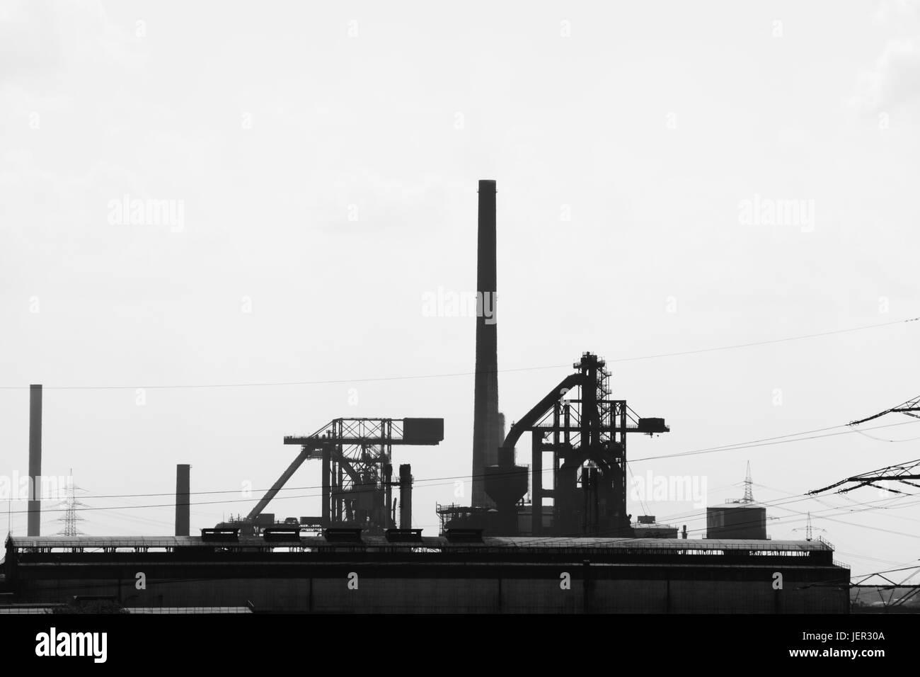 Duisburg Germany - Stock Image