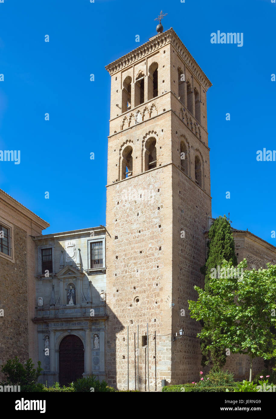 Museum of the Councils of Toledo - Stock Image