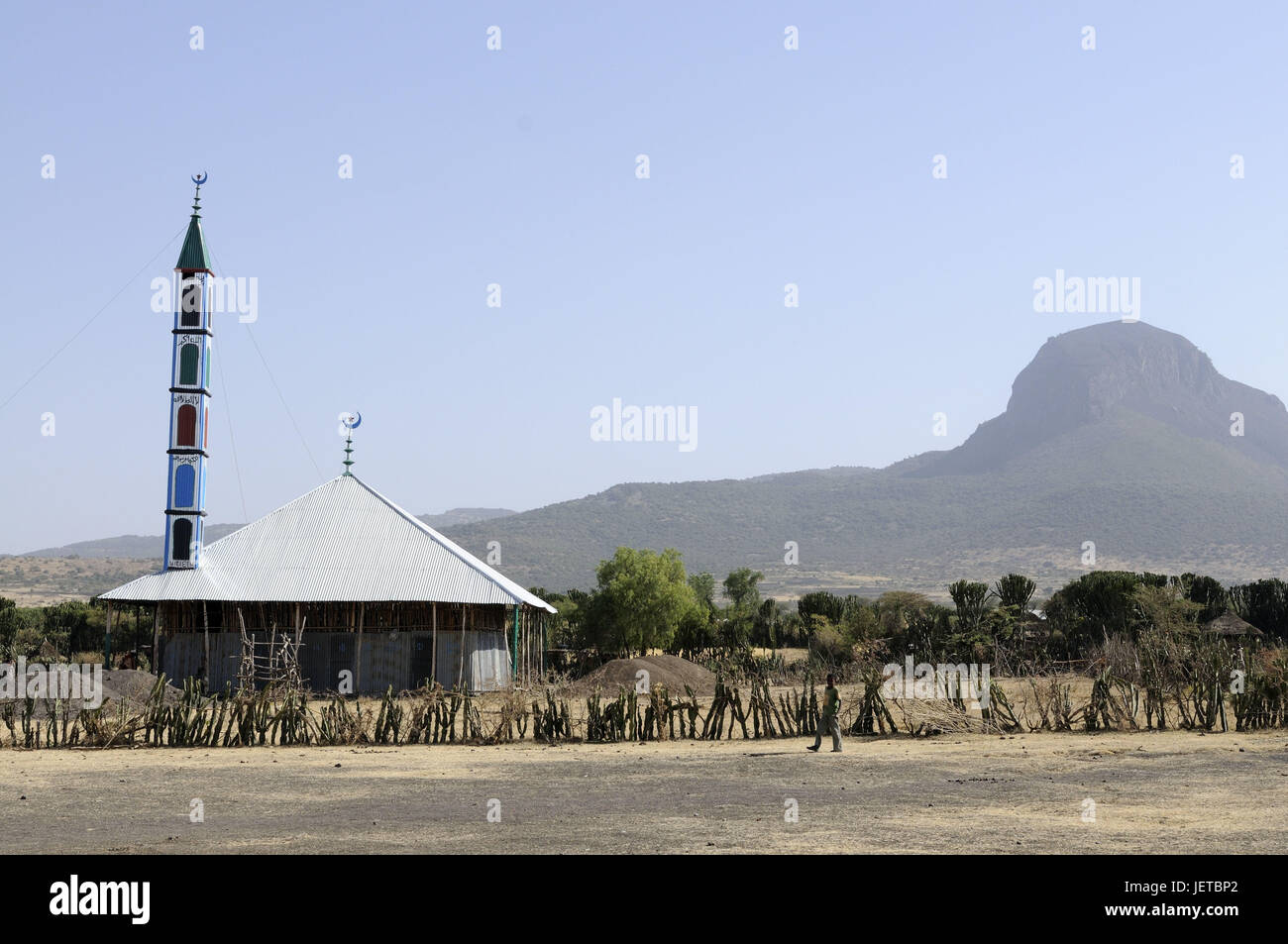 Mosque, Ogaden, Ethiopia Stock Photo: 146824218 - Alamy