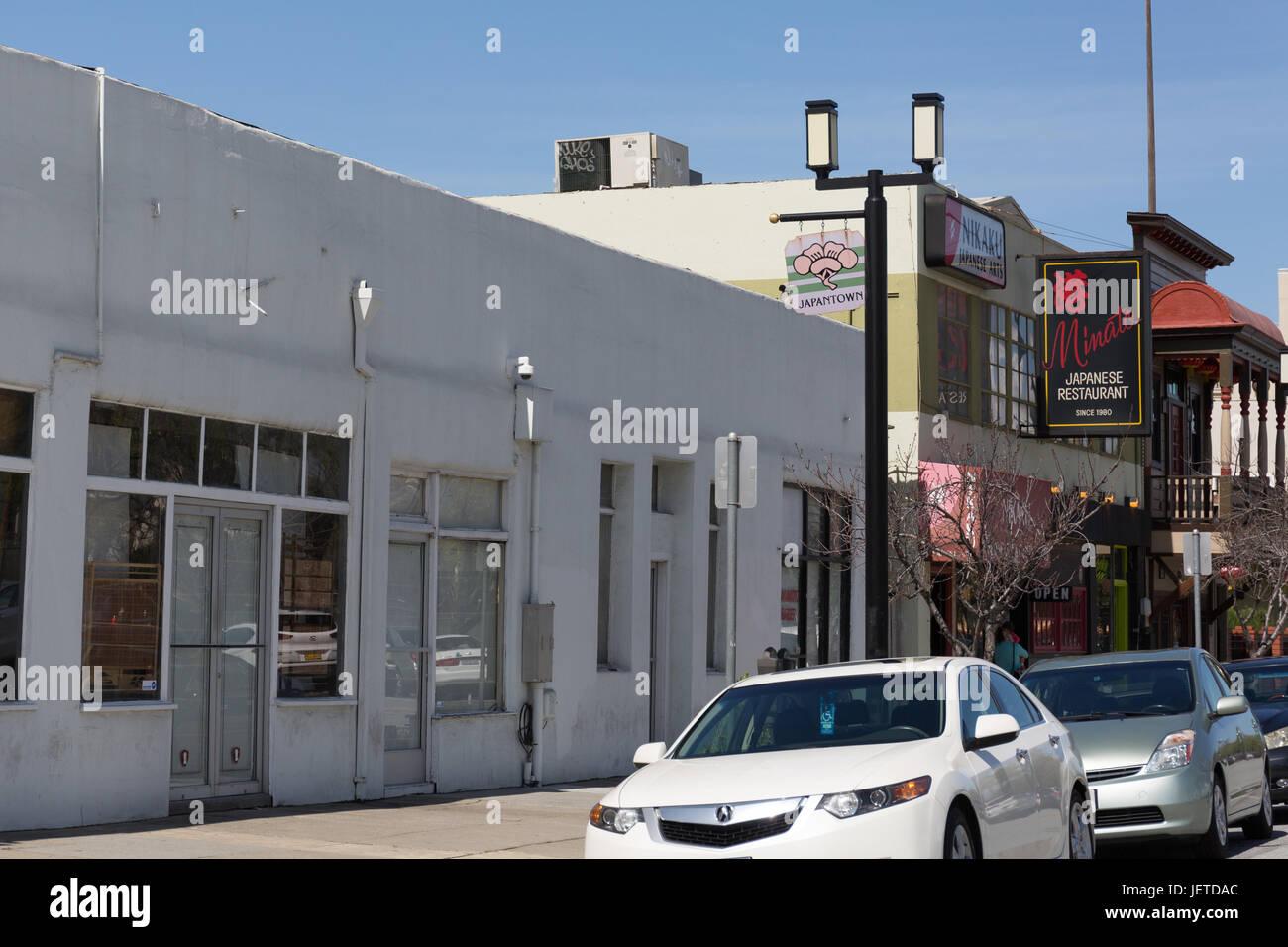 Japantown San Jose Stock Photo 146825460 Alamy
