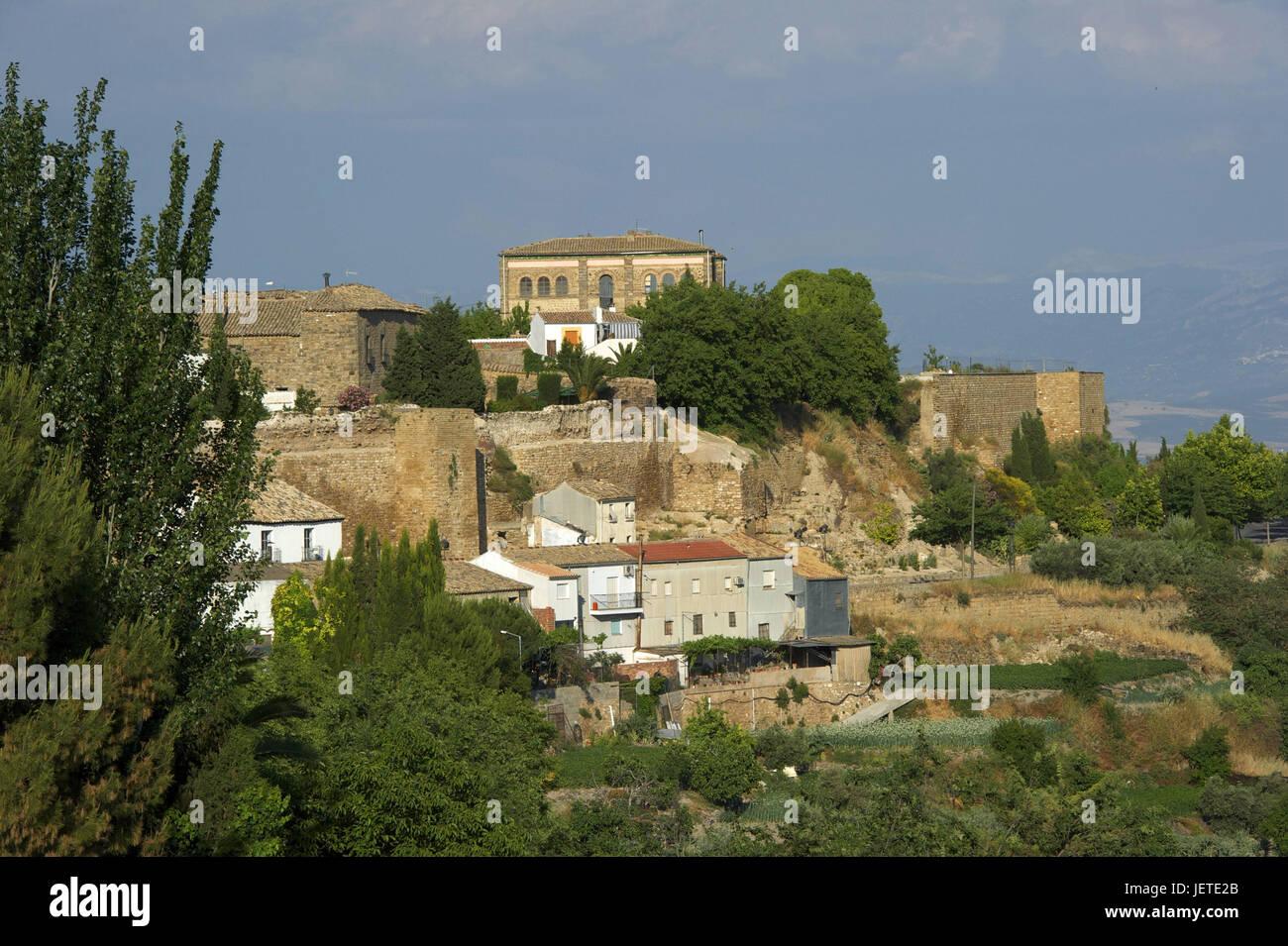 Spain, Andalusia, Ubeda, province of Jaen, Ubeda, - Stock Image