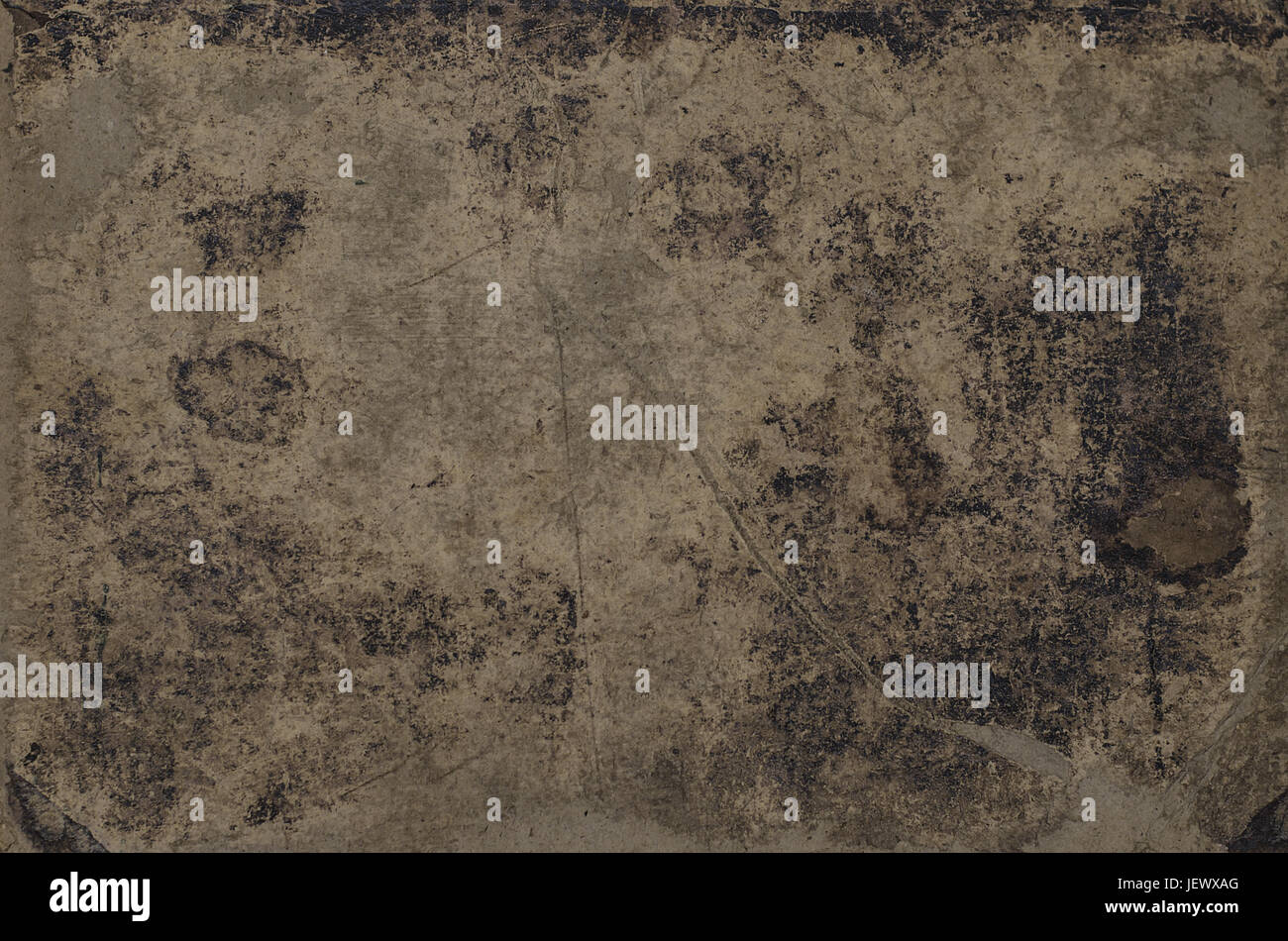 vintage bookcover texture - Stock Image