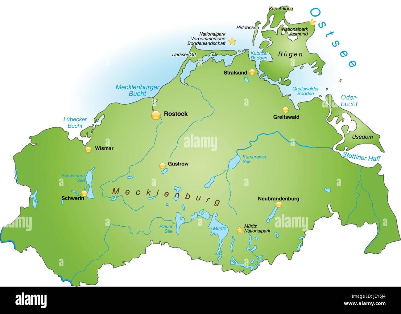 Mecklenburg card western state atlas map of the world map mecklenburg card western state atlas map of the world map gumiabroncs Choice Image