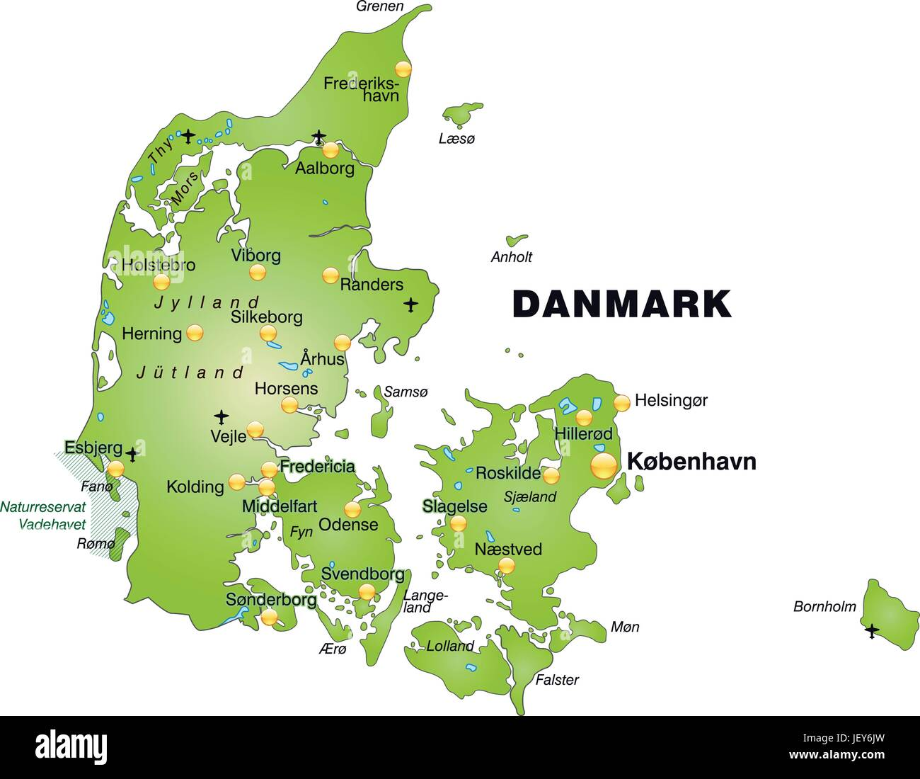 Denmark card outline borders atlas map of the world map stock denmark card outline borders atlas map of the world map dnemarkkarte gumiabroncs Choice Image