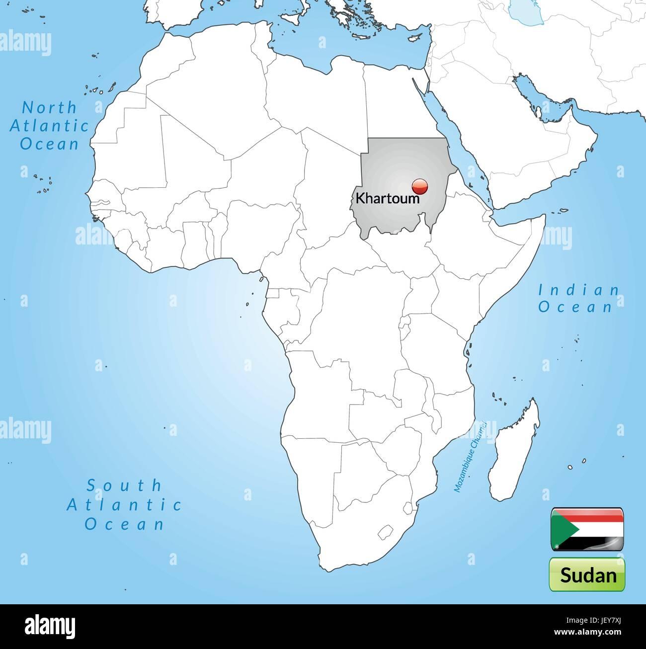 Map Of Sudan Stock Photos & Map Of Sudan Stock Images - Alamy Khartoum Location On World Map on barcelona location on world map, stockholm location on world map, red sea location on world map, united states location on world map, bangalore location on world map, warsaw location on world map, frankfurt location on world map, melbourne location on world map, athens location on world map, mogadishu location on world map, mexico city location on world map, vancouver location on world map, bogota location on world map, lagos location on world map, santo domingo location on world map, toronto location on world map, santiago location on world map, hong kong location on world map, brussels location on world map, auckland location on world map,