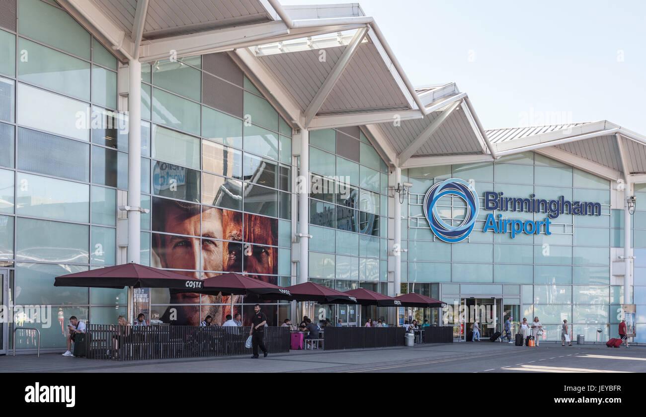 Birmingham Airport Arrivals Stock Photos Birmingham
