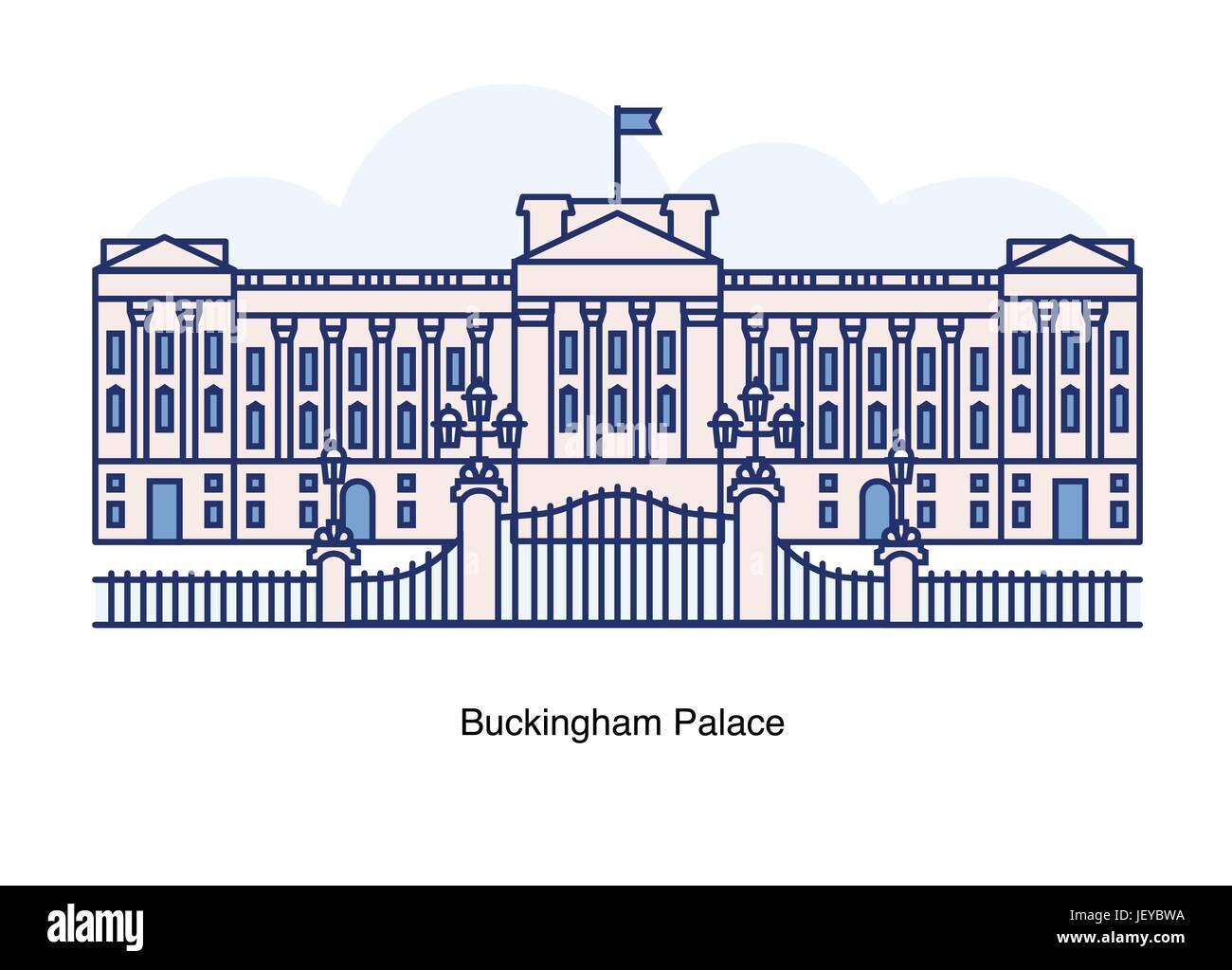 Картинки букингемского дворца для срисовки, спокойной ночи любимой