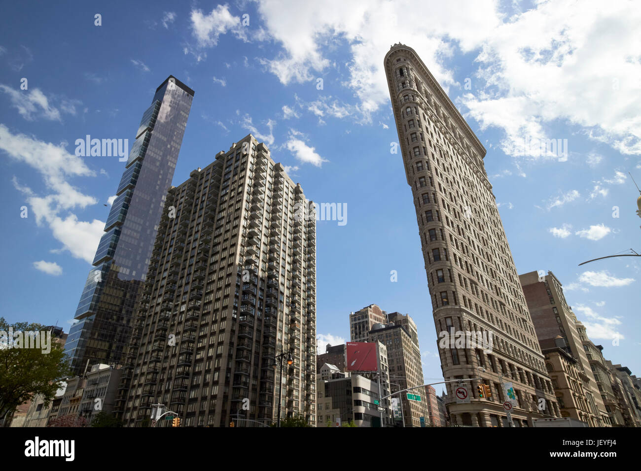 contrasting architecture styles one madison park madison green and