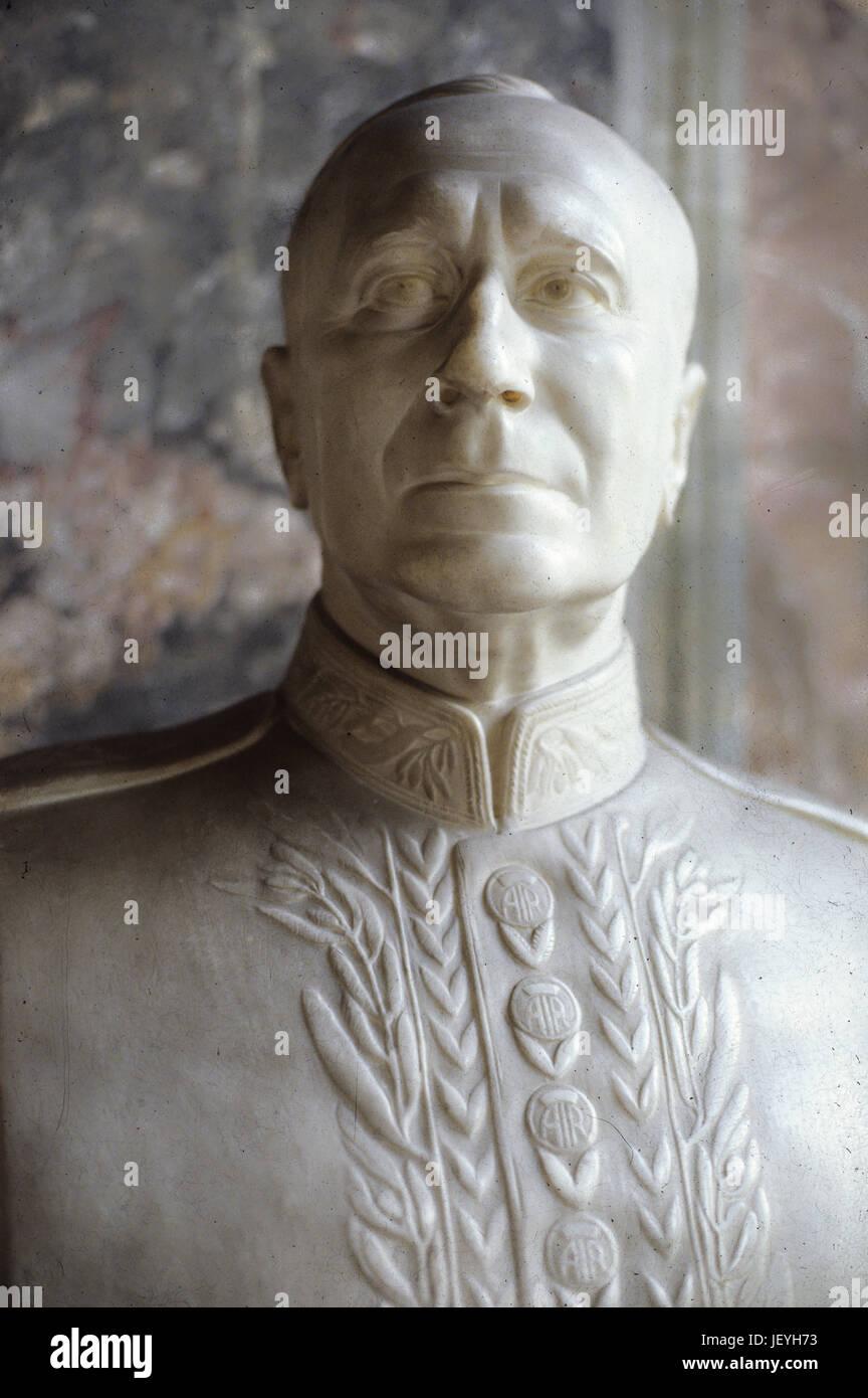 guglielmo marconi, accademia nazionale dei lincei, rome - Stock Image
