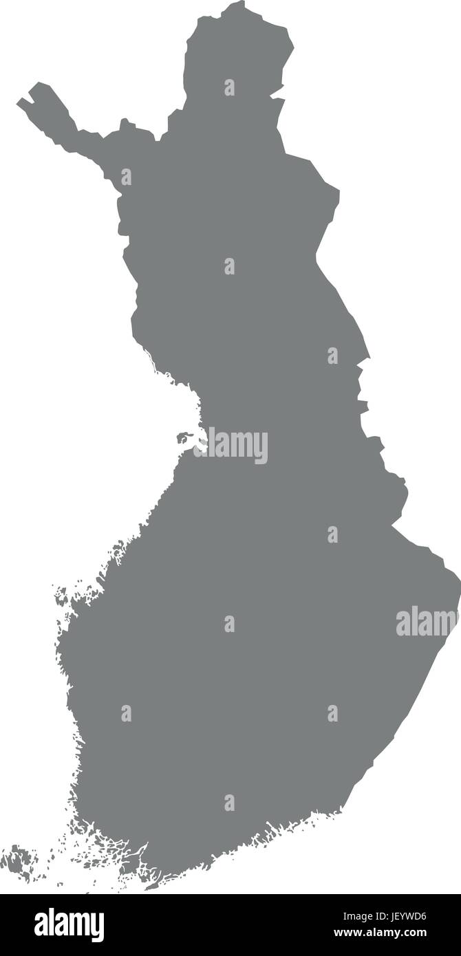 overview, finland, map, atlas, map of the world, karte ...