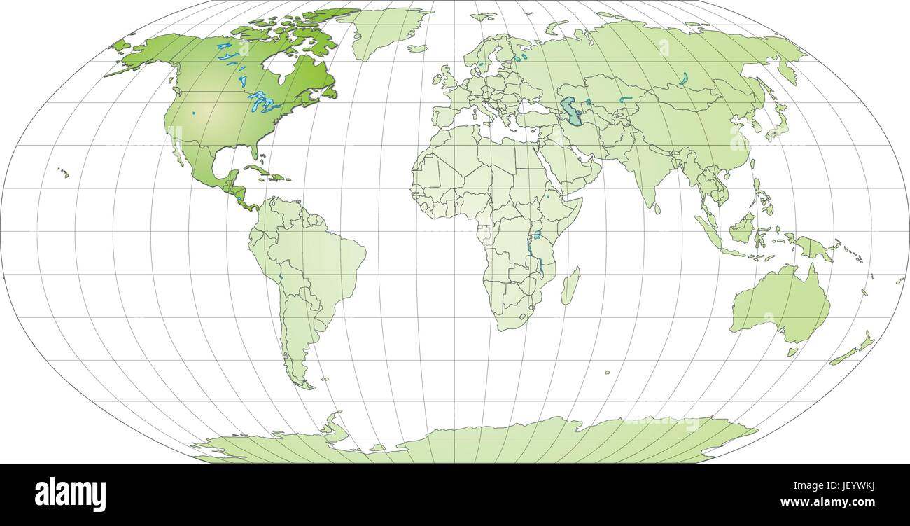 Card atlas map of the world map card outline north america card atlas map of the world map card outline north america globe gumiabroncs Images