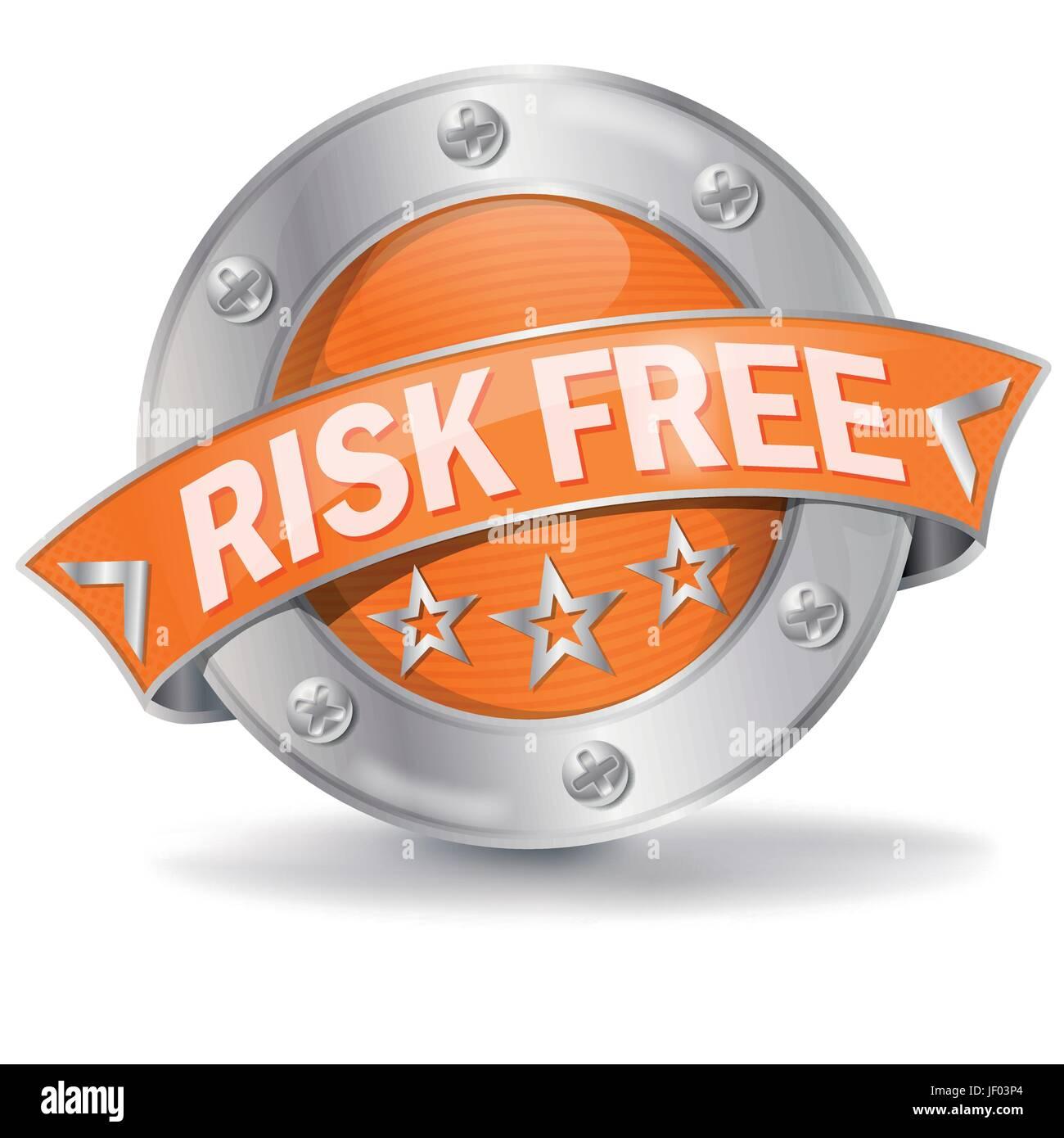 risk, freedom, liberty, certain, safe, free, sample, sign, signal, danger, - Stock Vector