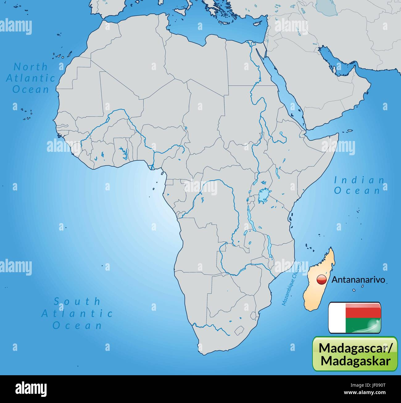 Toliara Madagascar Stock Vector Images - Alamy