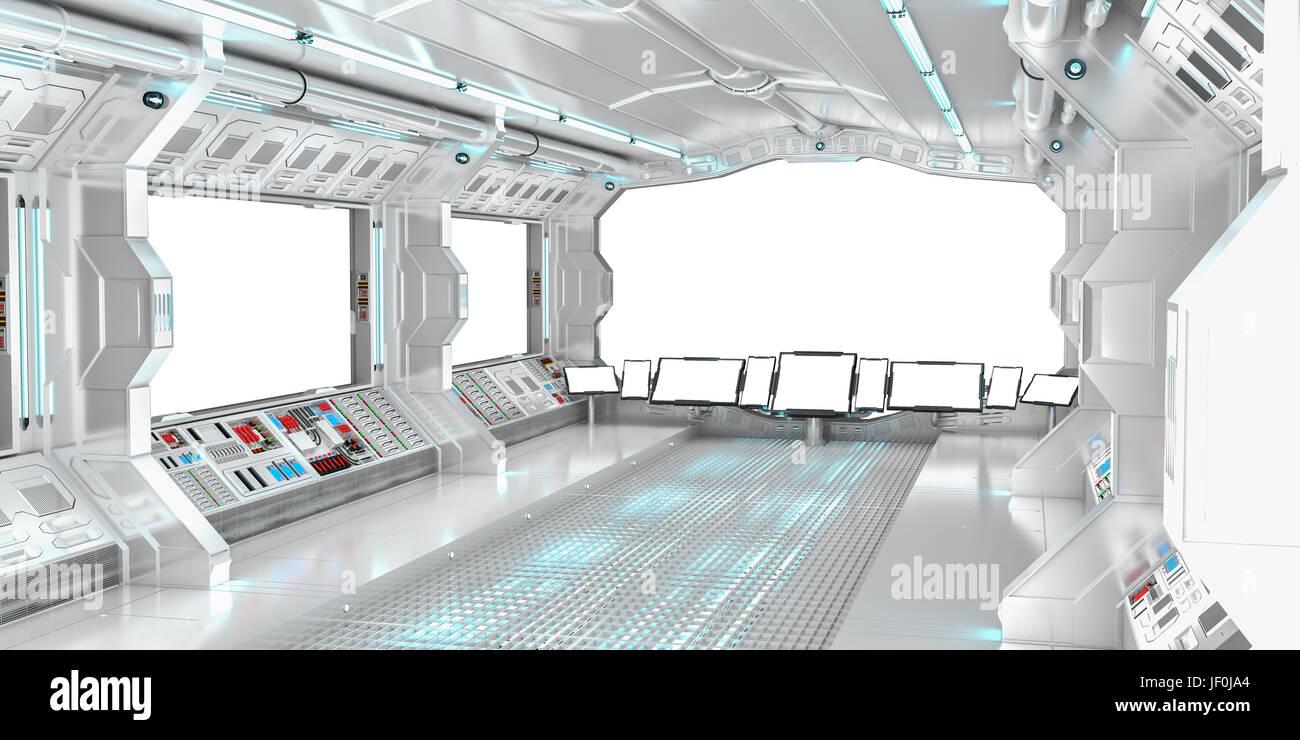 Spaceship Interior Stock Photos Spaceship Interior Stock