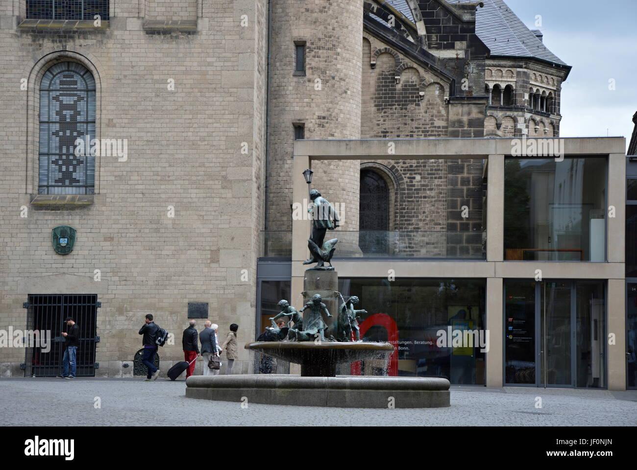 Bonn, Nordrhein - Westfalen, Germany Stock Photo