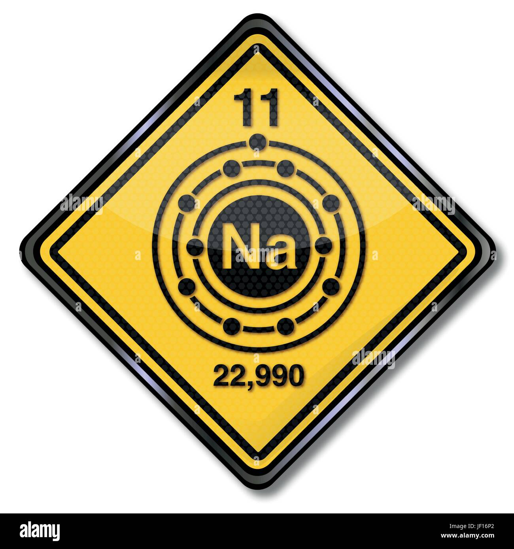 Chemical Symbol Na Stock Photos Chemical Symbol Na Stock Images