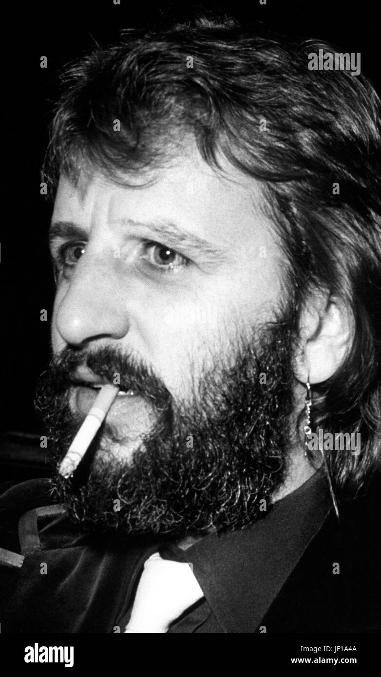 Ringo Starr 1975 Stock Photo 146932698