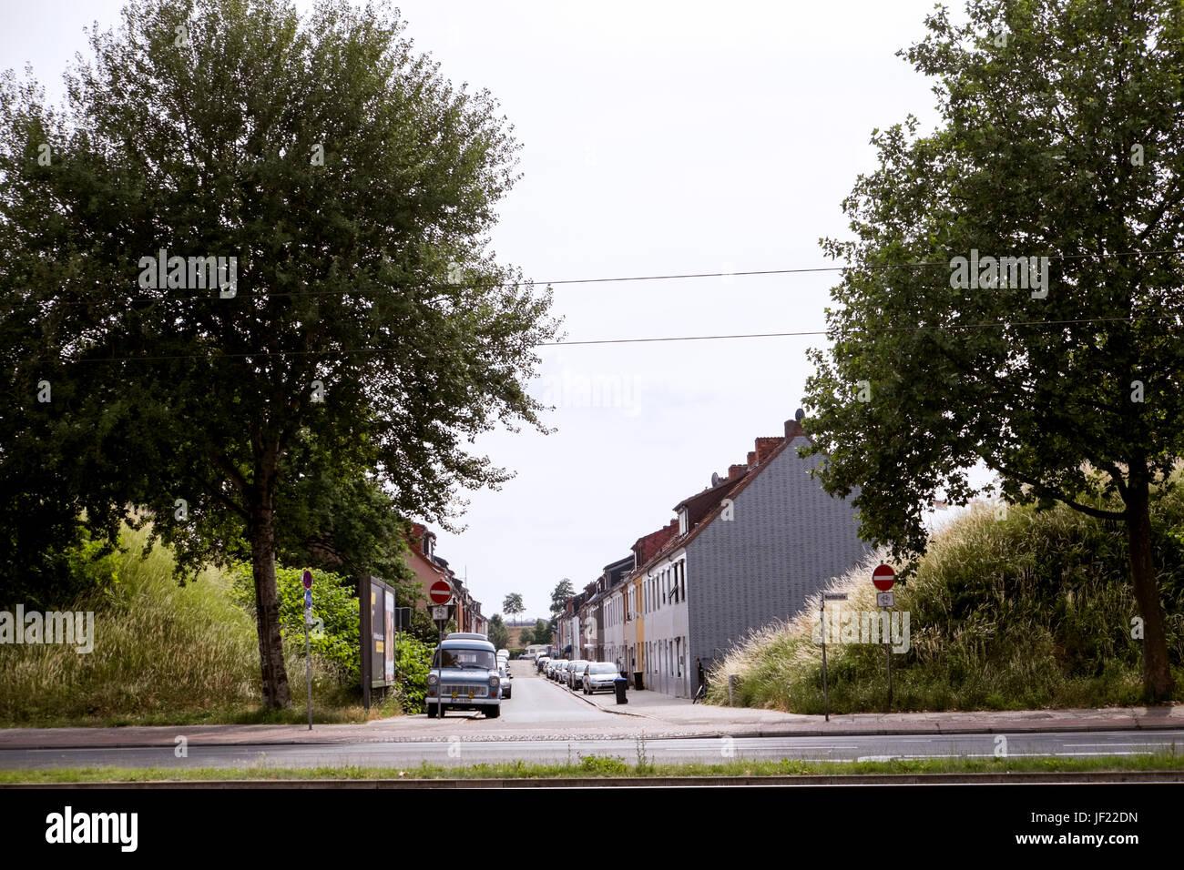 Bremen Walle - Stock Image