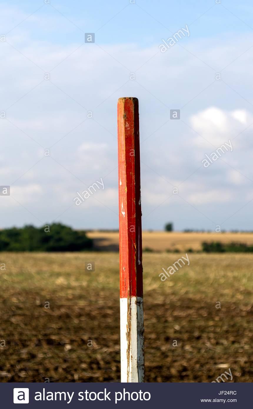 Setting limits - Stock Image