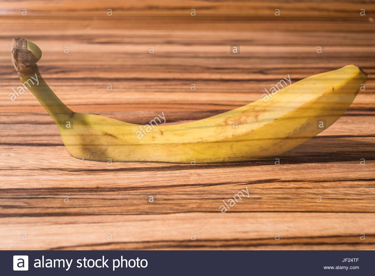 Transparency banana - Stock Image