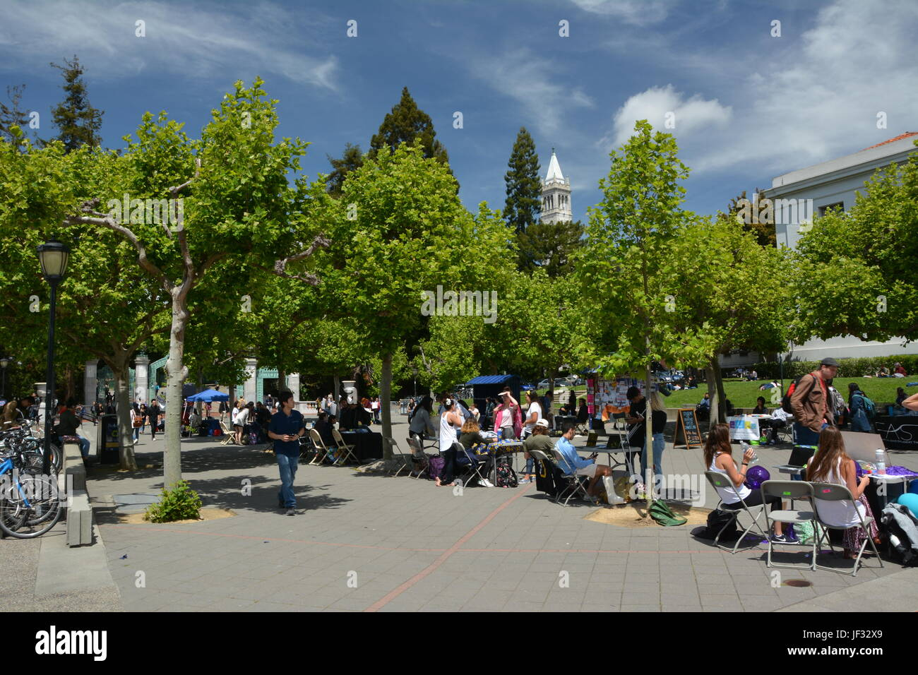 Impressions from the University of California - Berkeley