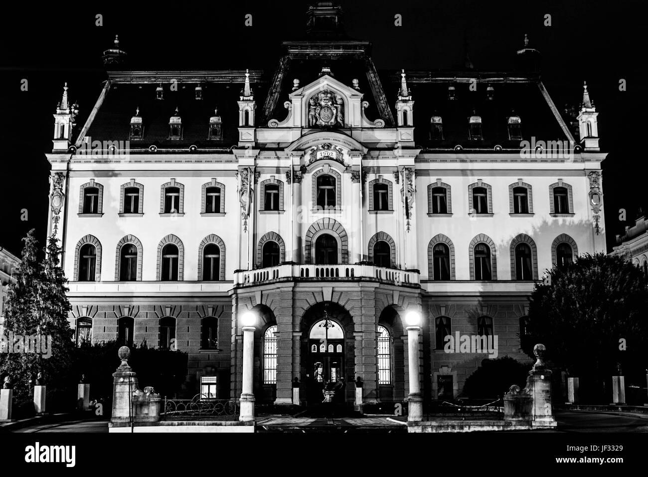 University of Ljubljana - Stock Image